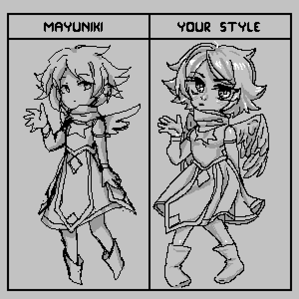 Mono in Your Style