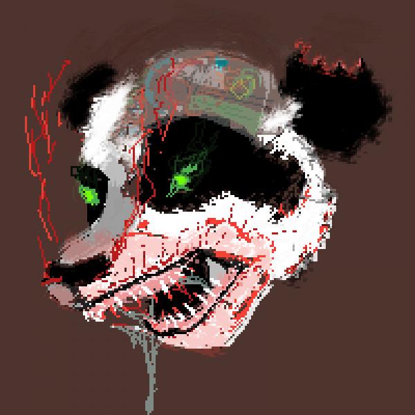 Panda Animated