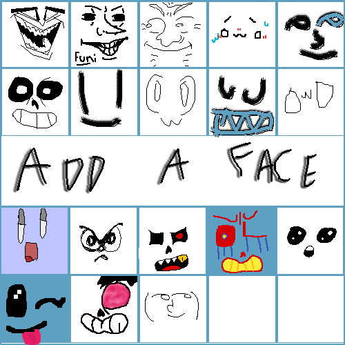 draw your face