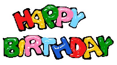 Happy Birthday Mom!!! ^^