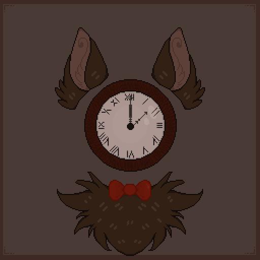 Tick Tock my Head's a Clock