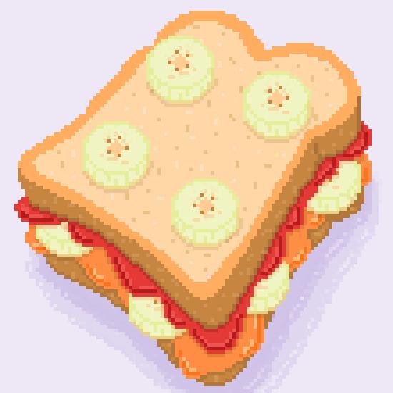 Banana(Sandwich) 24.03.19
