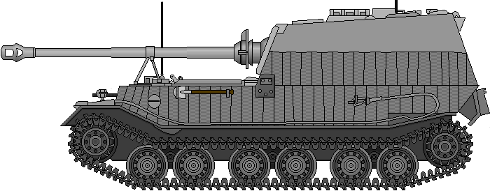 Ferdinand/elephant Tank destroyer