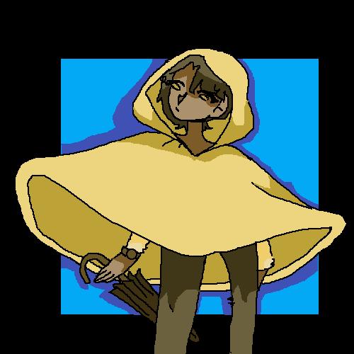 Pastel Yellow Boy