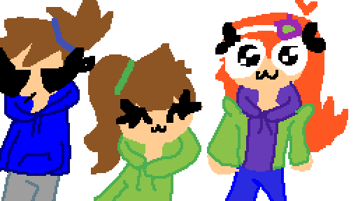 a sloppy eddsworld/ellsworld thing