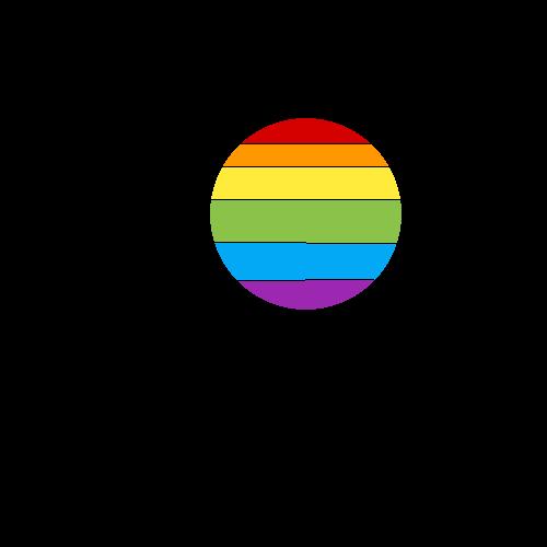 Color a circle
