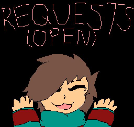 Requests OPEN (Read Desc.)