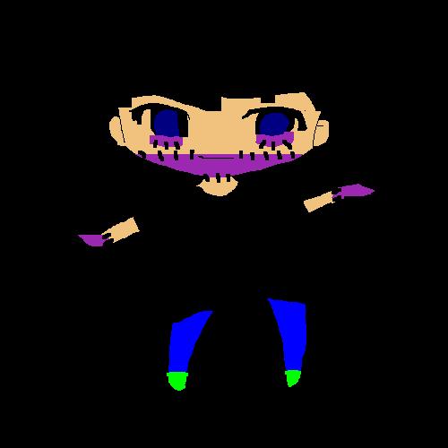 Bad version of Dabi